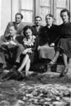 Martesa, 1940: Kristo, Koço, Tefta, Leko, Lenka Luiza